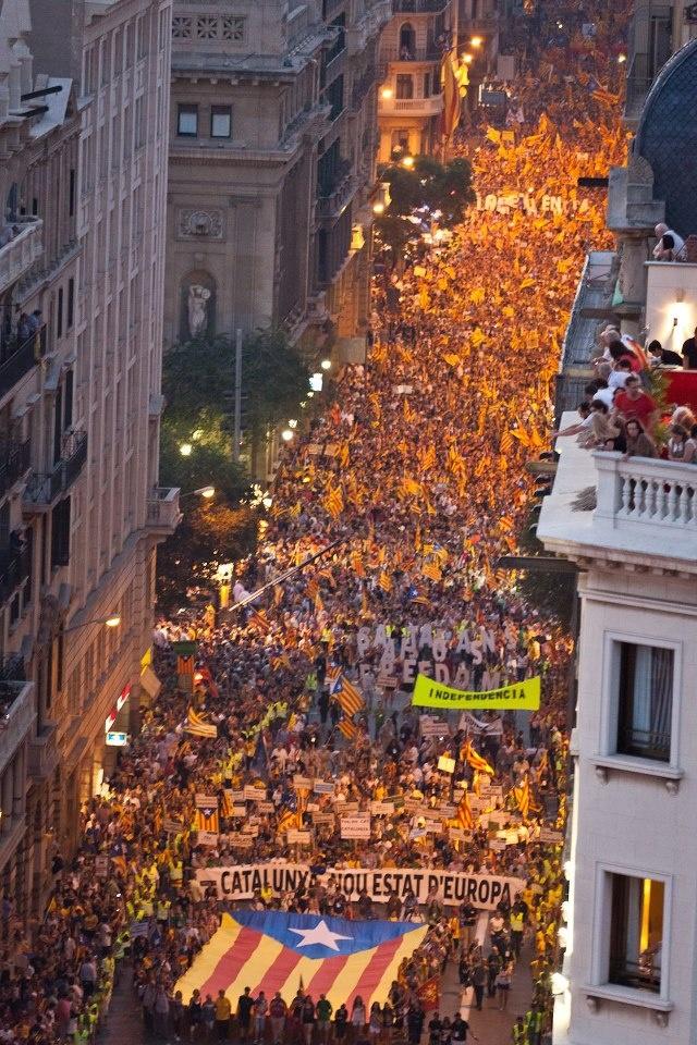 #catalunya #independencia #freedom #bcn