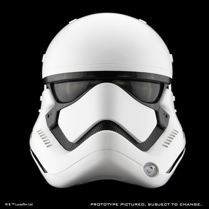 *IN-STOCK* STORMTROOPER HELMET: Star Wars Episode VII The Force Awakens First Order By Anovos
