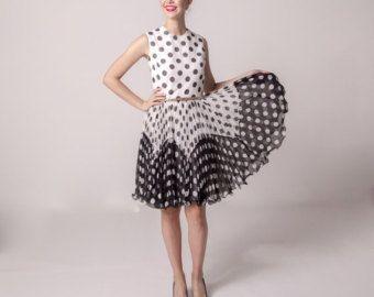 Jack Bryan . vintage 1970s dress . vintage party dress . 4948