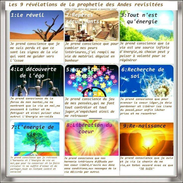 9 révélations de la Prophétie des Andes/