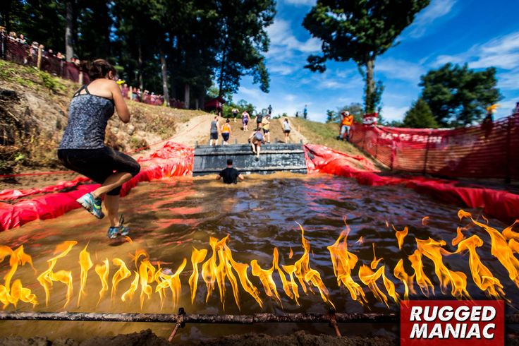 Rugged Maniac The Best Value In Ocr