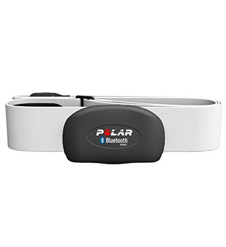 Polar – H7 – Montre cardiofréquencemètre – Blanc – Taille M-XXL: Émetteur de fréquence cardiaque combiné transmettant votre fréquence…