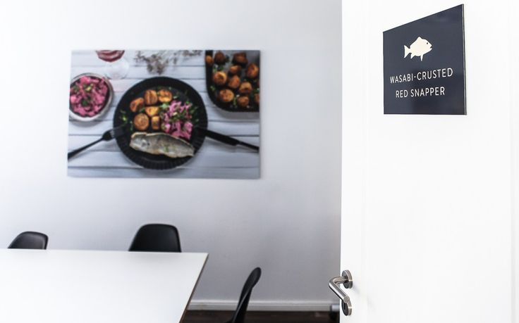 #officedropin #marleyspoon Have a Glance at Marley Spoons Berlin Office.