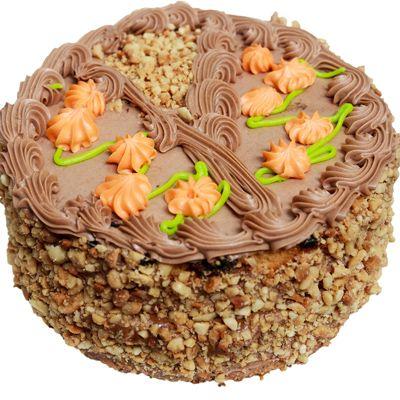Торт ореховый «Пища богов»