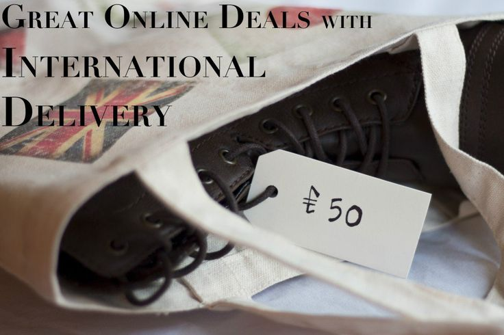 A guide to the best online shopping sites with both great deals and reliable service to international customers.