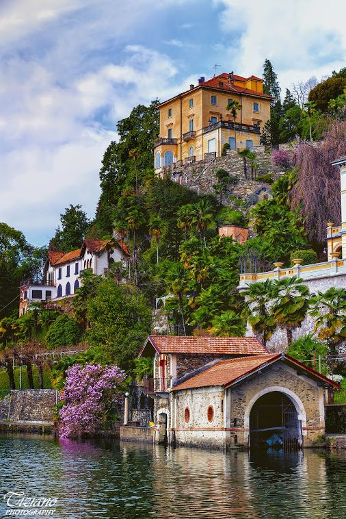 Orta San Giulio, Piedmont, Italy #italy #photography #travel #HDRitaly #HDRtravel #ortasangiulio #HDRphotograpgy