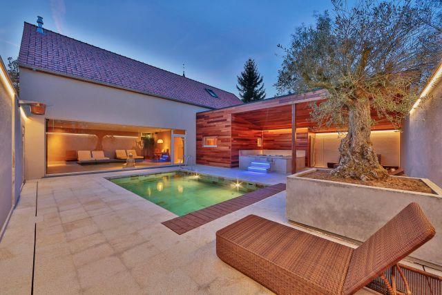 17 best images about priv sauna met buiten zwembad on pinterest beauty hams and wells - Buiten villa outs ...