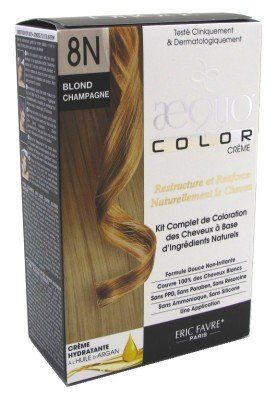 Aequo Color Cream Kit 8N Blonde Champagne * Be sure to check out this awesome product.