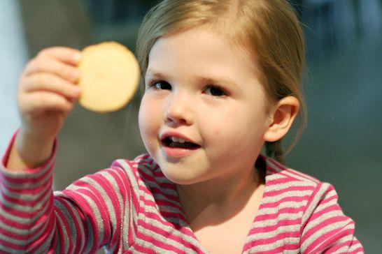 Grandma's Shortbread Biscuits | BIG FAMILY little income