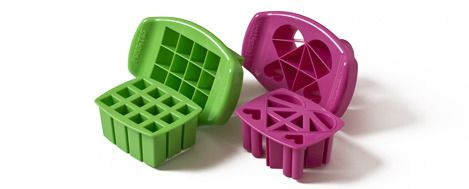FunBites ~ Create Small Bites in Fun Shapes: Idea, Food Cutter, Kids, Fun Bites, Picky Eaters