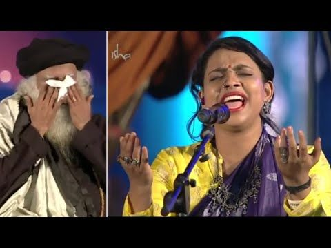 Ananya Bhat Outstanding Performance Sojugada Sooju Mallige Song Sadhguru Youtube In 2020 Songs Performance Youtube