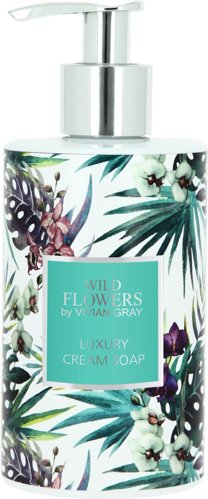 Wild flowers soap dispenser 250 ml