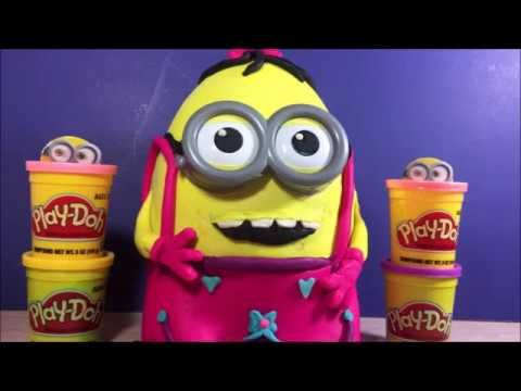 Surprise Egg Minion Girl, MLP, Minions, Avengers and more
