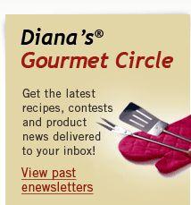 Diana® Sauce,Spicy Crab Cakes:: Recipe