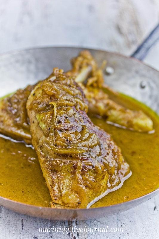 курица по мароккански
