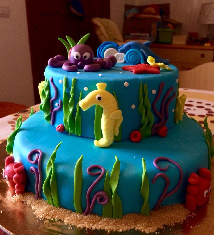 Torta marina, Sea cake