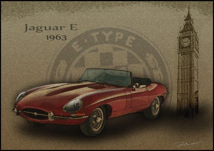 Jaguar by ovidiuart.deviantart.com on @DeviantArt