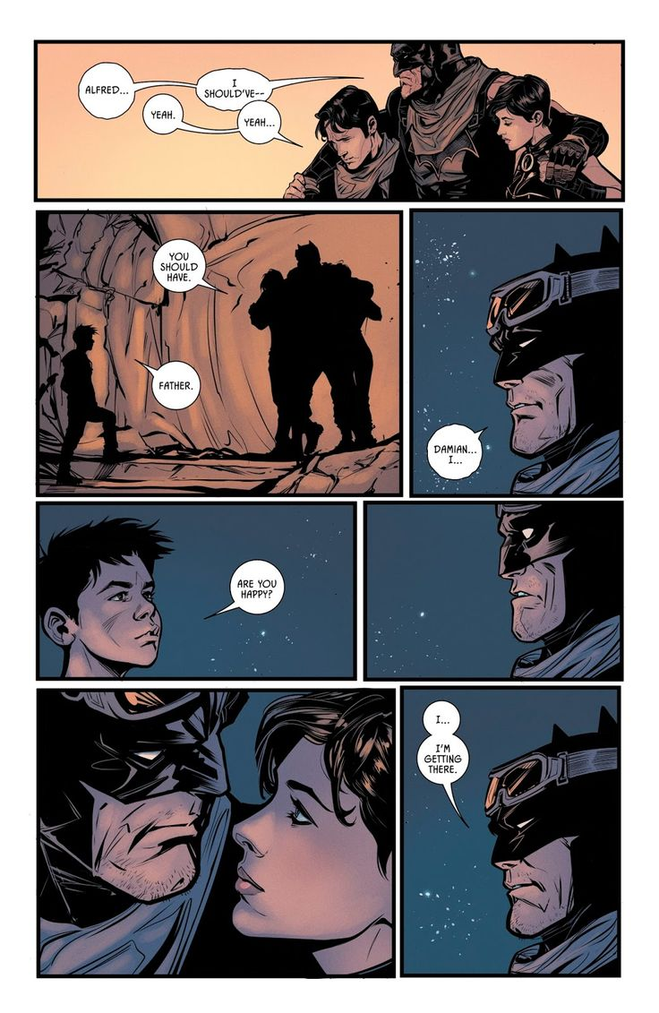 "Batman (2016) Issue #35 - ""I'm getting there"" Un número excelente!"