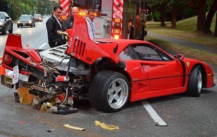 sundaycarhumor supercar crashcompilation fail crash exoticcar sportscar ferrari. Black Bedroom Furniture Sets. Home Design Ideas