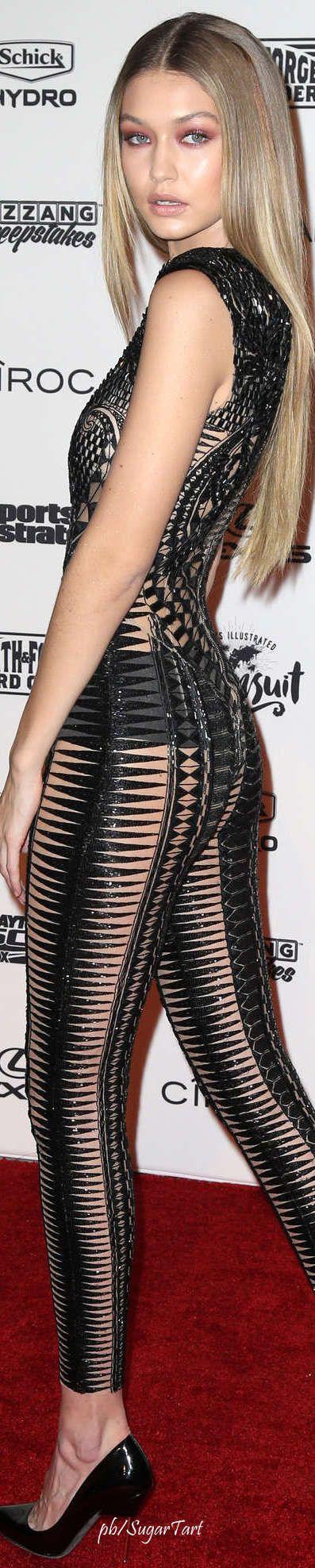 Gigi Hadid - Sport Illustrated                                                                                                                                                                                 More