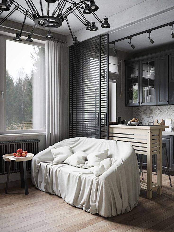estilo-industrial-apartamento-com-decoracao-conceitual-denis-Krasikov-10 estilo-industrial-apartamento-com-decoracao-conceitual-denis-Krasikov-10