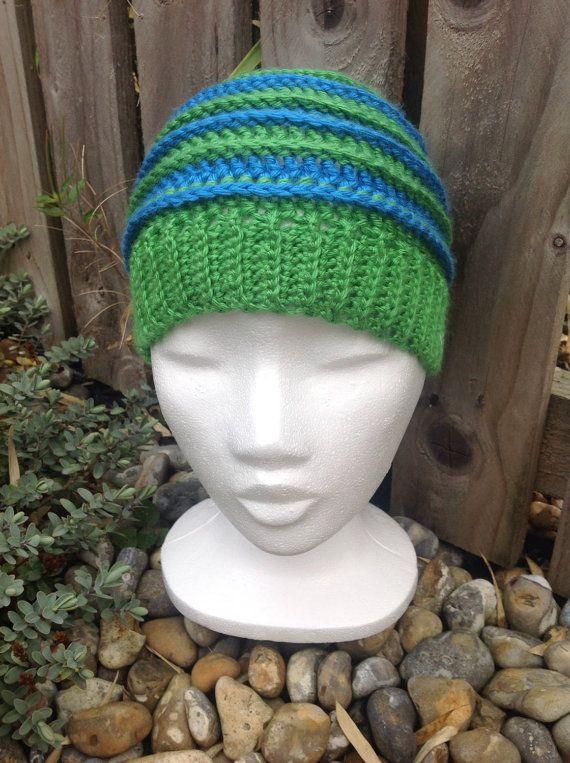 Children's hat unisex beanie childrens winter by ChickFromLeeds