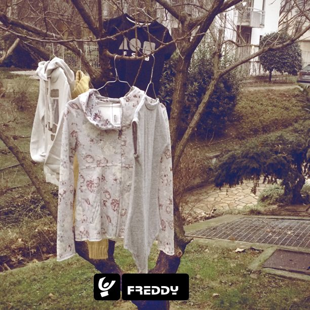 #Freddy #FW2013 #Collection #Woman #Fashion #Outfit #Fall #Winter Sweatshirt: http://bit.ly/1mtQYXa