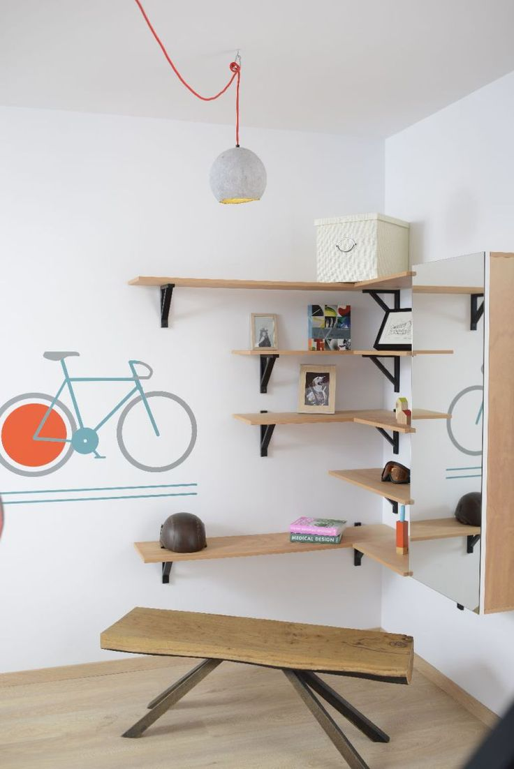 adelaparvu.com despre amenajare apartament 4 camere The Park, designeri Mihnea Ghildus si Marilena Popa (53)