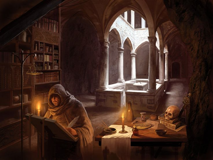 Image result for candles and ancient time fantasy art