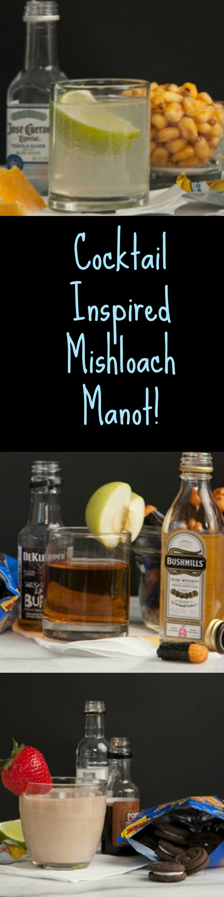 Cocktail Inspired Mishloach Manot!
