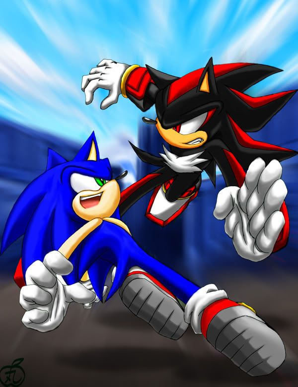 123 best sonic  shadow images on Pinterest  Shadows Friends and