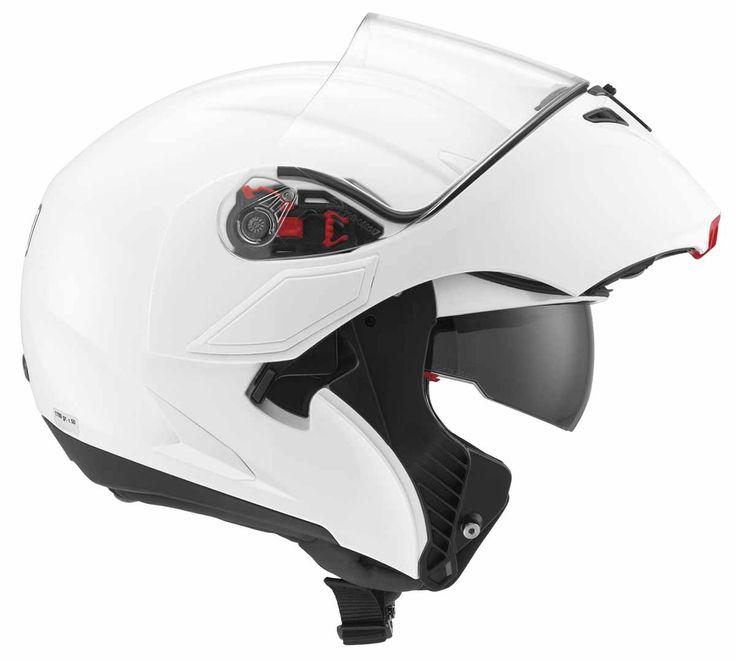 AGV COMPACT E2205 MONO - WHITE