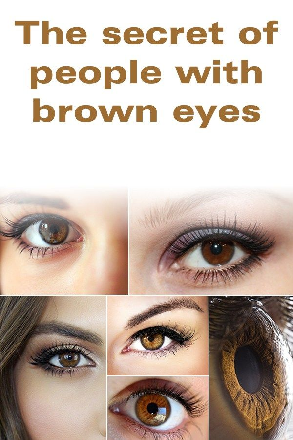 Best 25+ People with brown eyes ideas on Pinterest - photo#42