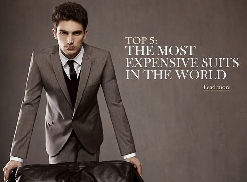 Die besten 25  Expensive suits Ideen auf Pinterest | Connor ...