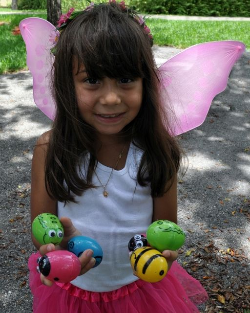 Tinkerbell party games looks like easter eggs googly eyes and permanent marker