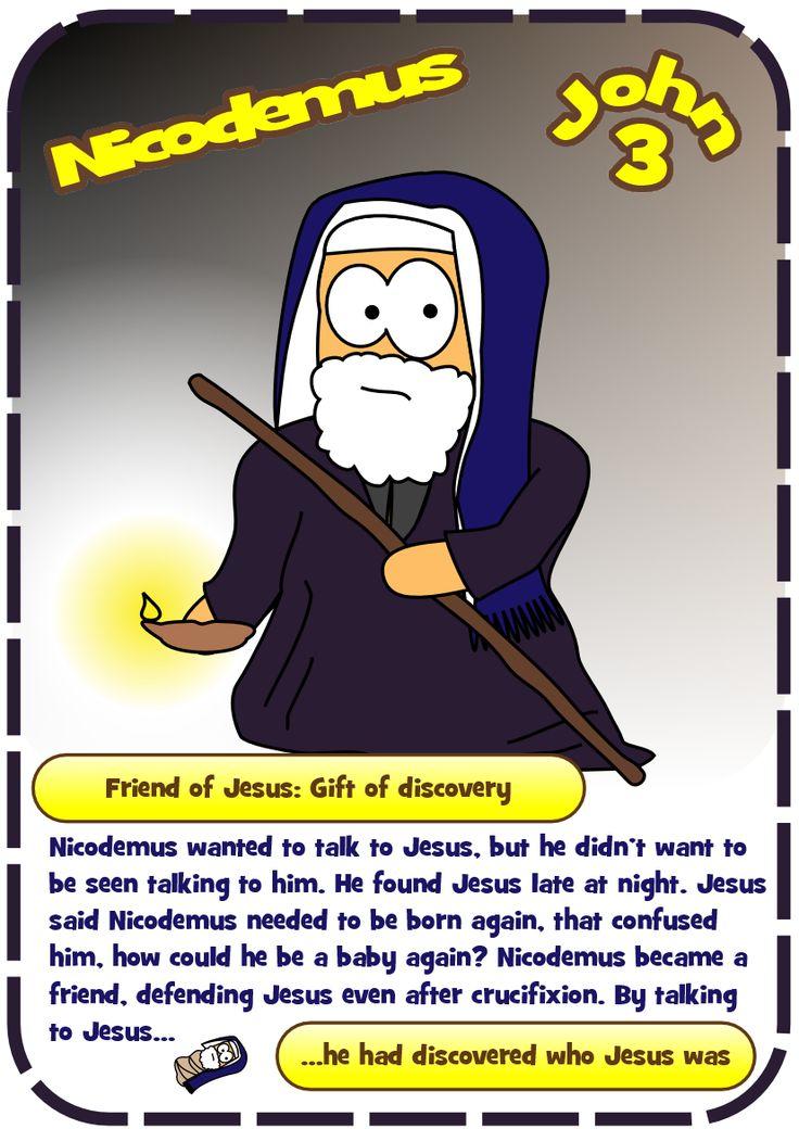51 best Bible Jesus and Nicodemus