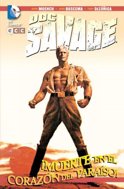 """Reseñamos """"Doc Savage - ¡Muerte en el corazón del Paraíso!"""""""