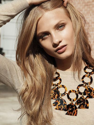 Most Wanted: The Tilsim Necklace: Hair Colors, Statement Necklaces, Tortoi, Style, Tilsim Horses, Tory Burch, Toryburch Com, Tilsim Necklaces, Burch Tilsim