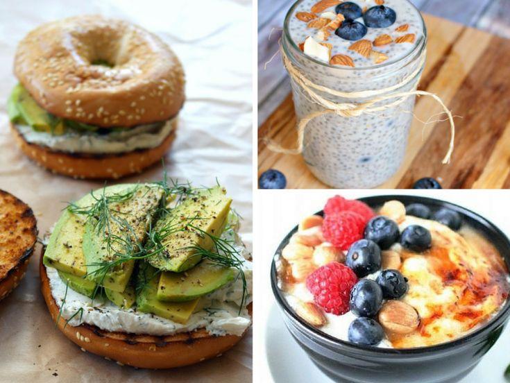 Cele mai sanatoase idei de mic dejun. 7 retete pentru fiecare zi a saptamanii - www.foodstory.ro