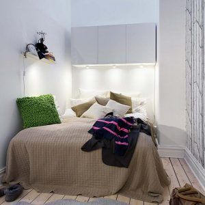 Very Small Space Bedroom Ideas