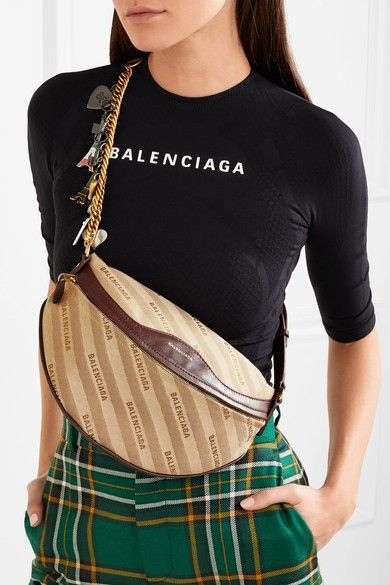 20ff6e5b297e Balenciaga s  Souvenir  belt bag