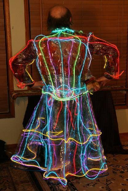 25 best images about e textiles on Pinterest | Tron costume ...