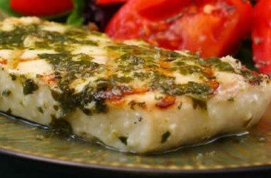 cilantro lime halibut: Fish Seafood, Seafood Recipes, Fish Recipes, Sauce Recipes, Garlic Cilantro Sauce, Sauces, Yummm Seafood Fish, Halibut Recipe, Grilled Halibut