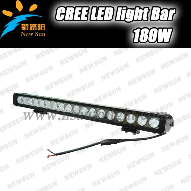 175.99$  Watch now - http://alio2d.worldwells.pw/go.php?t=2028473775 - 12V 24V 30 Inch High Power 180W LED Lights Bar Flood Spot COMBO WORK Light Bar 180W 4WD UTE OFF ROAD For Truck Boat Camping
