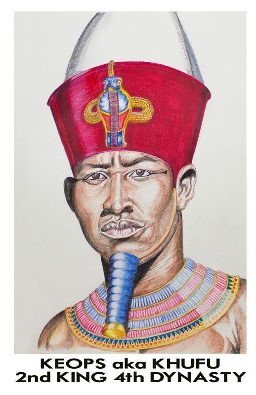 pharaoh khufu coloring pages - photo#35