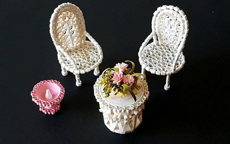 Dollhouse Furniture Fairy Garden Miniature furniture