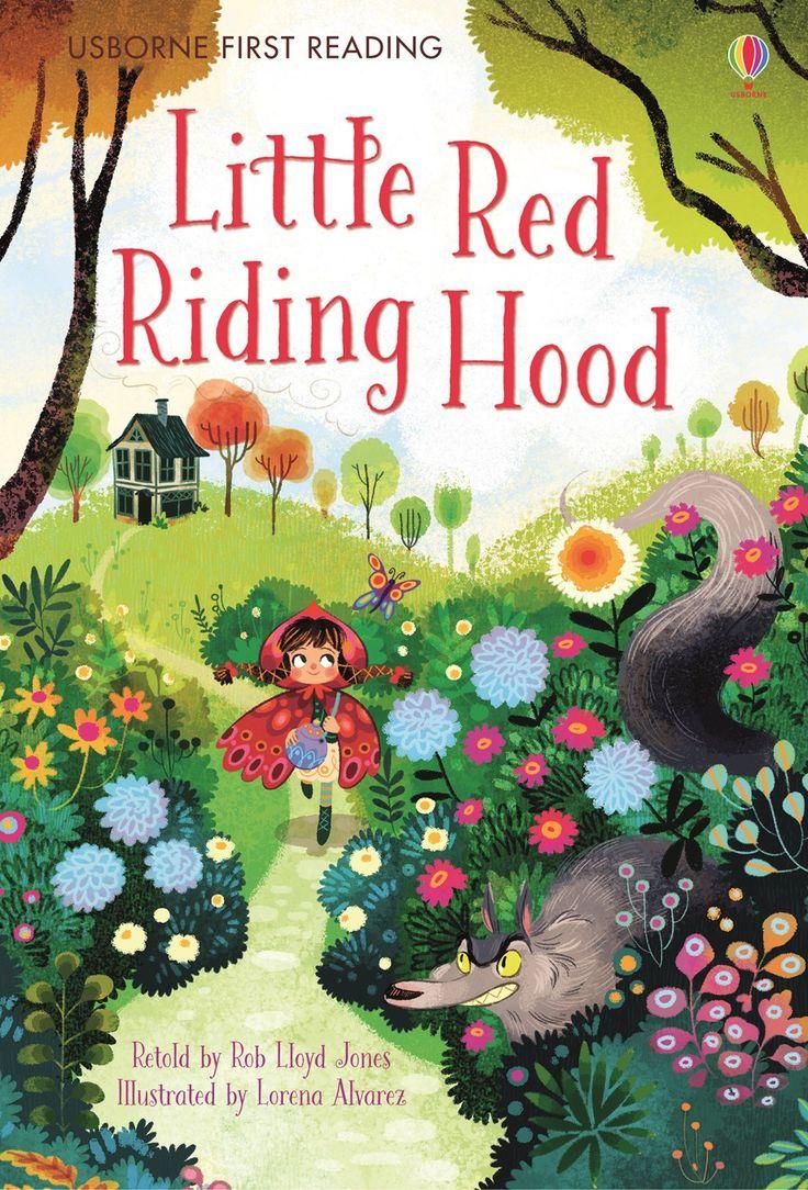 Little Red Riding Hood - Usborne First Reading Level 4 - http://usborneonline.ca/thebookgirls/catalogue/catalogue.aspx?cat=1&area=YR&subcat=FRLF&id=10099
