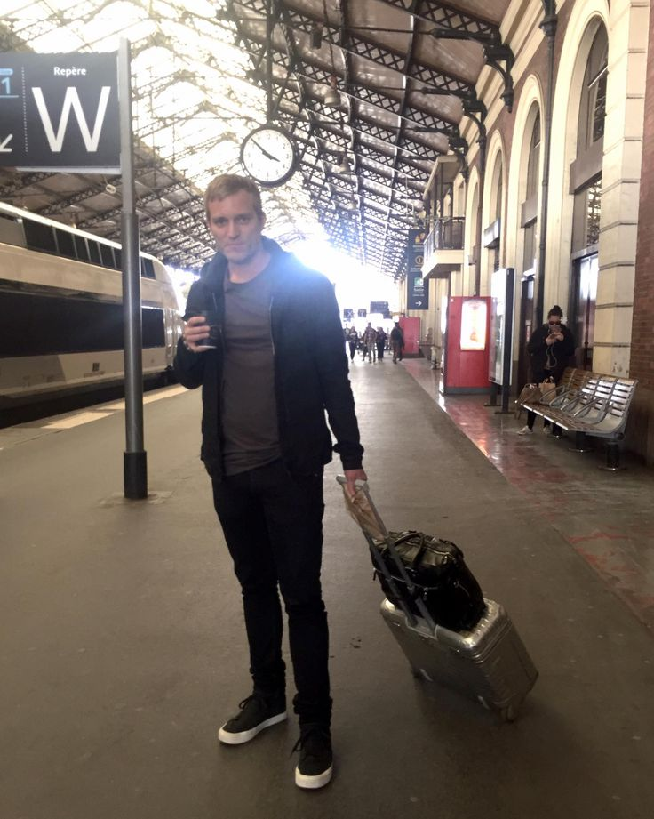 Toulouse to Bordeaux 2017  March