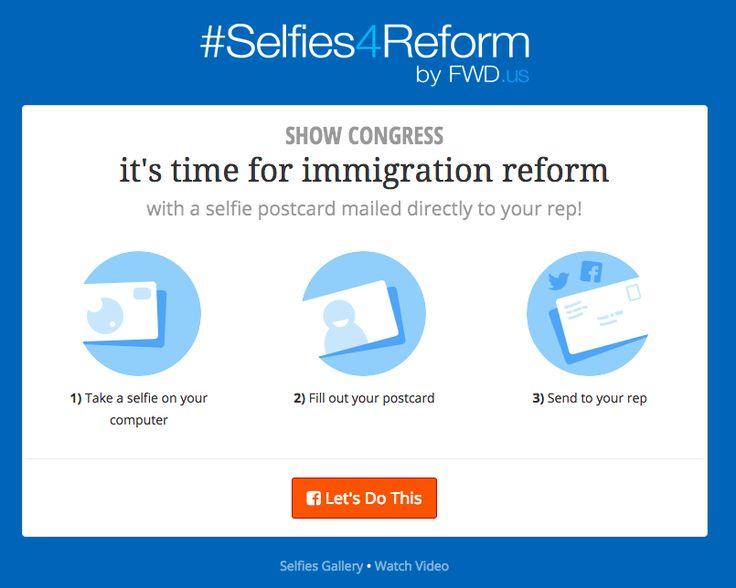 http://app.fwd.us/selfies - social app
