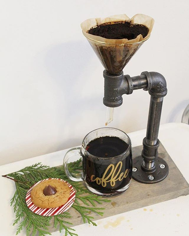 "FEATURED ❤ #Maker @rockmadewoodwork ""We've got plenty of Industrial Pour Over Stations still available. Let me know if I can make one for you! rockmadewoodwork@gmail.com"" ---- Tag a friend and give our featured maker a follow!  Comments welcome! ---- Visit home365.xyz Link in bio ---- We use @effortlessdigital to grow our Instagram account exponentially. ---- #homedecor #interiordesign #woodworking #home #home365xyz #rustic #handmade #woodandmetal #rusticfurniture #reclaimedfurniture #reclai"